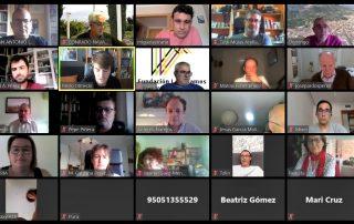 Confinamiento y enseñanza virtual